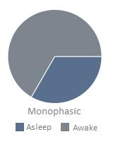 Monophasic