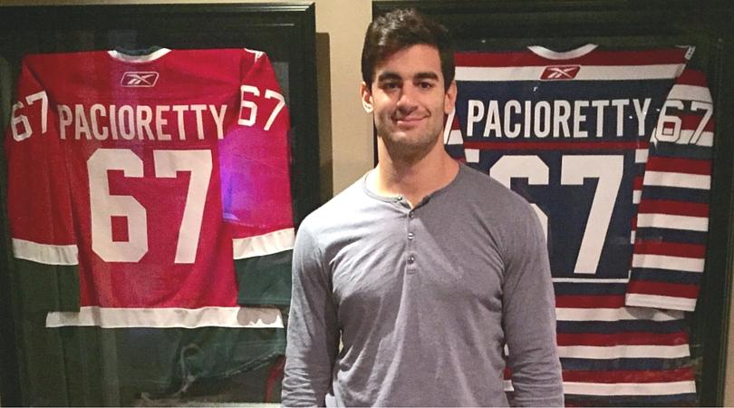 Max Pacioretty Essentia Concussion Blog