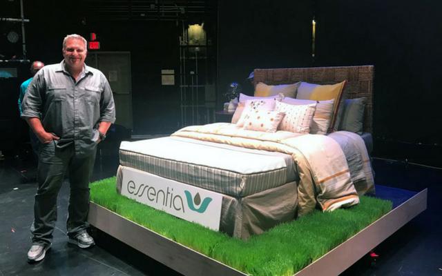 Jack Essentia Mattress Ellen DeGeneres Show